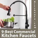 Top 9 Best Commercial Kitchen Faucets 2021 Updated Reviews & Buying Guide