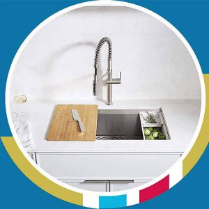 All Types of Kitchen Faucets