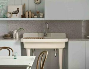 How to Install Utility Sink